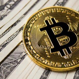 Cena Bitcoin wzrosła o 400$ w ciągu jednej godziny!