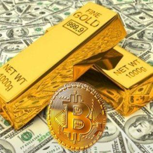 Czy bitcoin może zastąpić złoto i dolara?