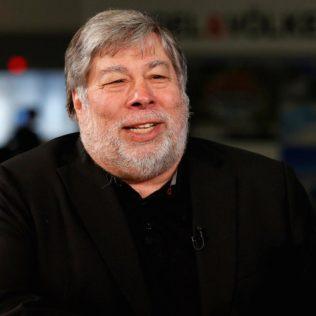 """Steve Wozniak Współzałożyciel Apple : """"Bitcoin powinnien być jedną globalną walutą"""""""