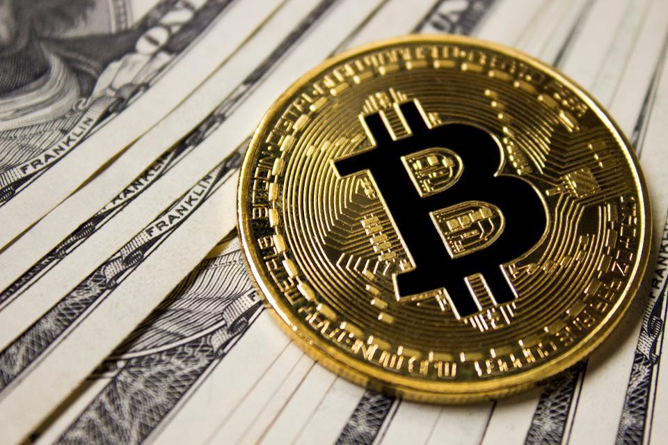 Cena Bitcoin 8000 dolarów