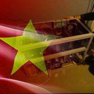 Państwowy Bank Wietnamu wstrzymuje import koparek kryptowalut