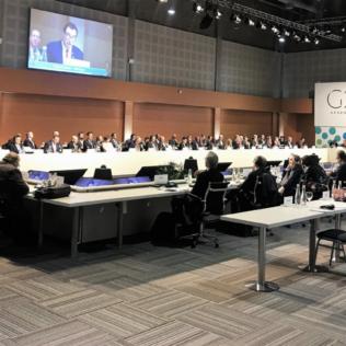 G20 wydaje oficjalne oświadczenie o kryptowalutach
