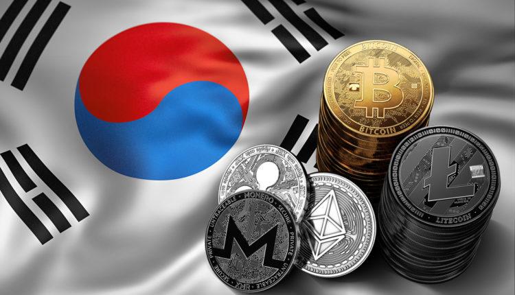 Giełdy kryptowalut w Korei Południowej