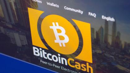 GMO nie wykopał w ubiegłym miesiącu żadnego Bitcoin Cash