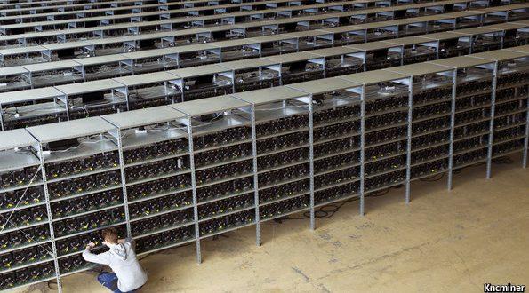 zniszczenie bitcoina chiny