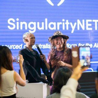 SingularityNET uruchamia nowy portal dla programistów!