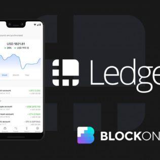 Aplikacja mobilna Ledger Live do obsługi swoich portfeli sprzętowych
