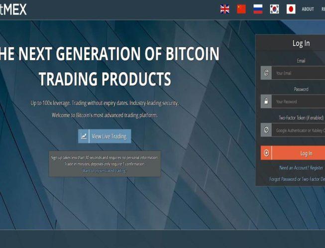 Bitmex – Opinie i recenzja platformy pozwalającej na handel z dźwignią
